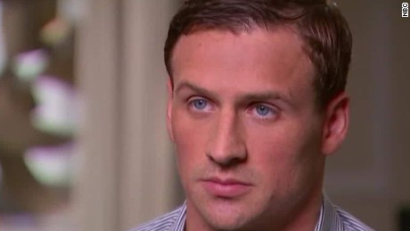 Ryan Lochte: Swimming ban is 'not my call'