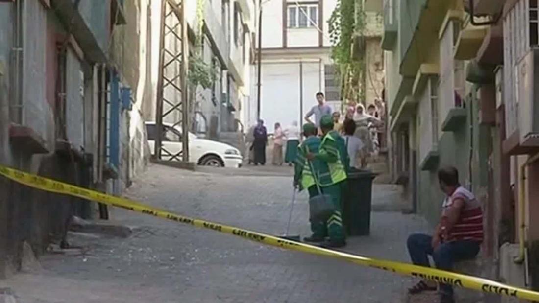 Erdogan: ISIS prime suspect in deadly Turkish wedding blast