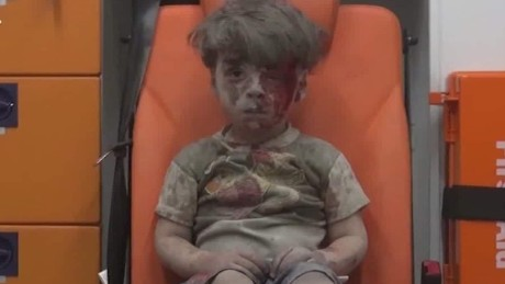aleppo boy lost brother in attack amara walker pkg_00000609