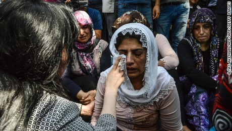 Turkey backtracks on age of wedding bomber