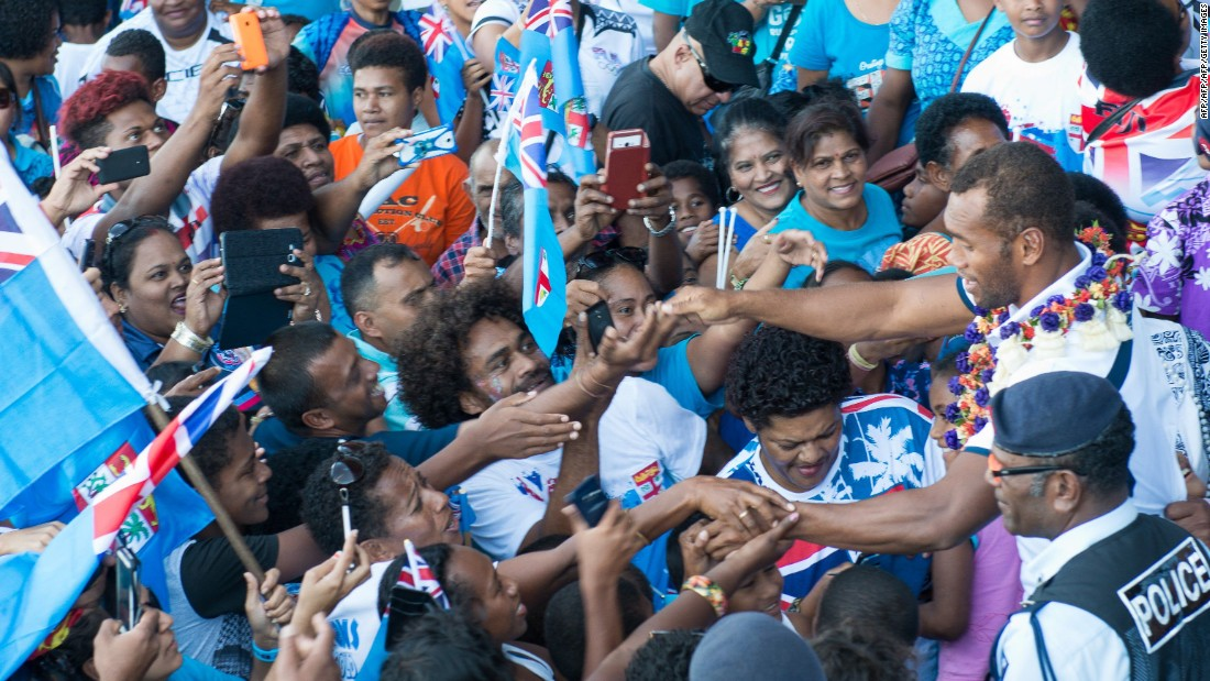 The Fijian government has declared a national holiday on August 22, to celebrate the country's first ever Olympic medal.