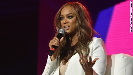 Tyra Banks will be pulling double hosting duty next season.