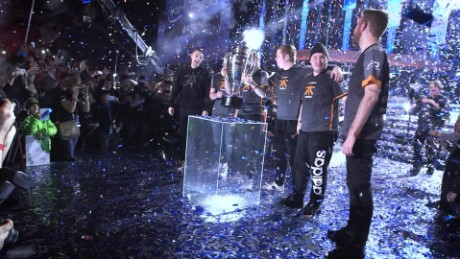 What is eSports? A look at an explosive billion-dollar industry