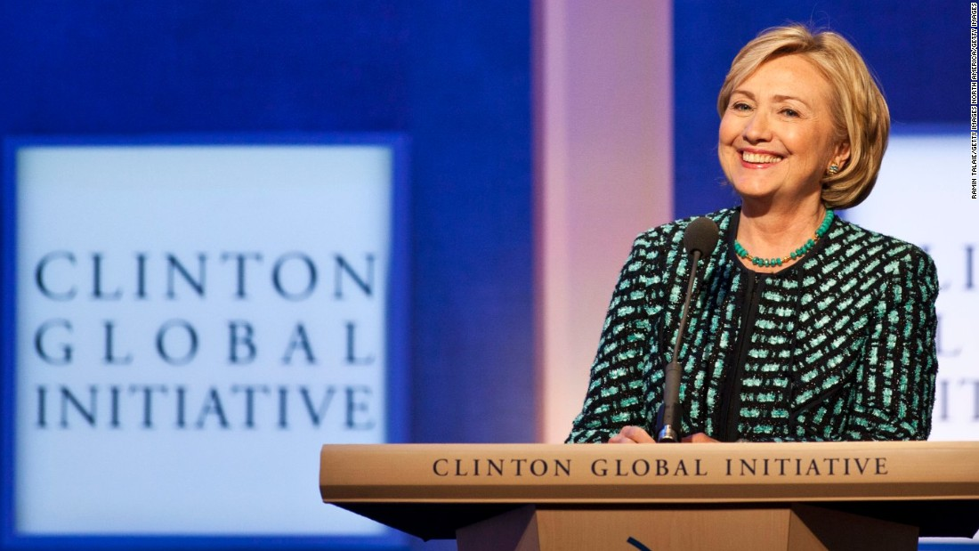 What is the Clinton Foundation and why is it controversial?