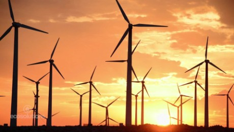 Can a whole country run on renewable energy?