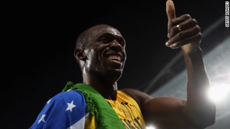 Will anyone ever beat Bolt's records?