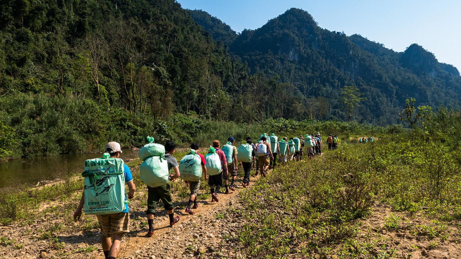 world u0027s largest cave hang son doong is in vietnam cnn travel