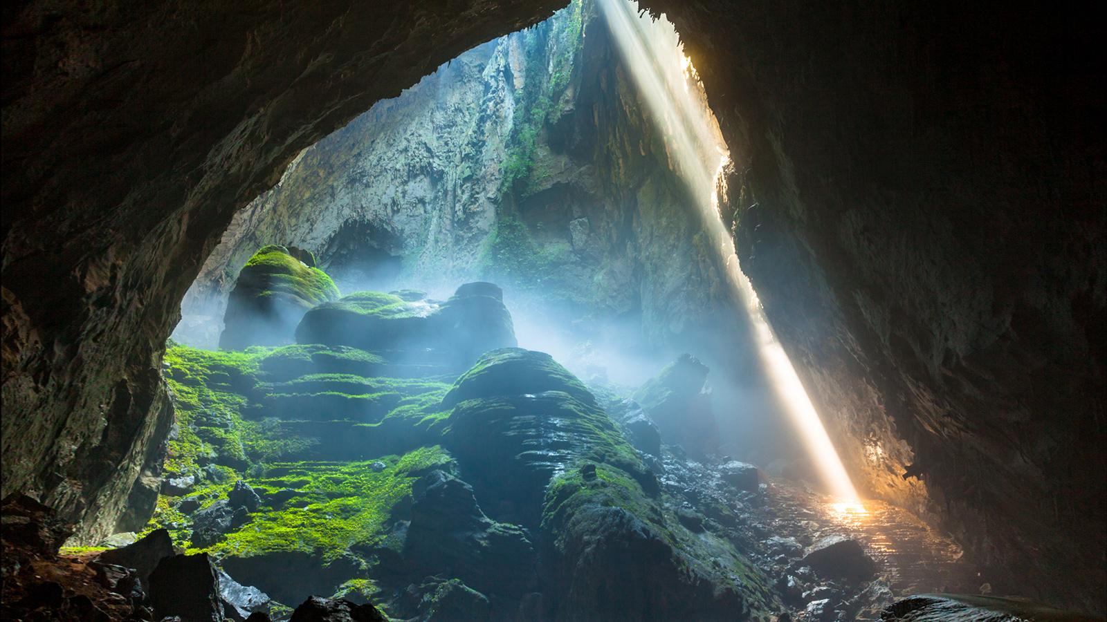 Объём Сон-Дунга увеличился на 1,6 миллиона кубических метров благодаря открытию подземной пещеры