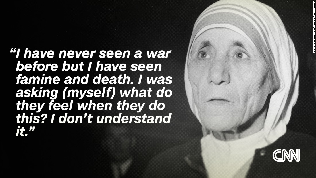 Mother Theresa quote 6