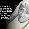 Mother Theresa quote 13