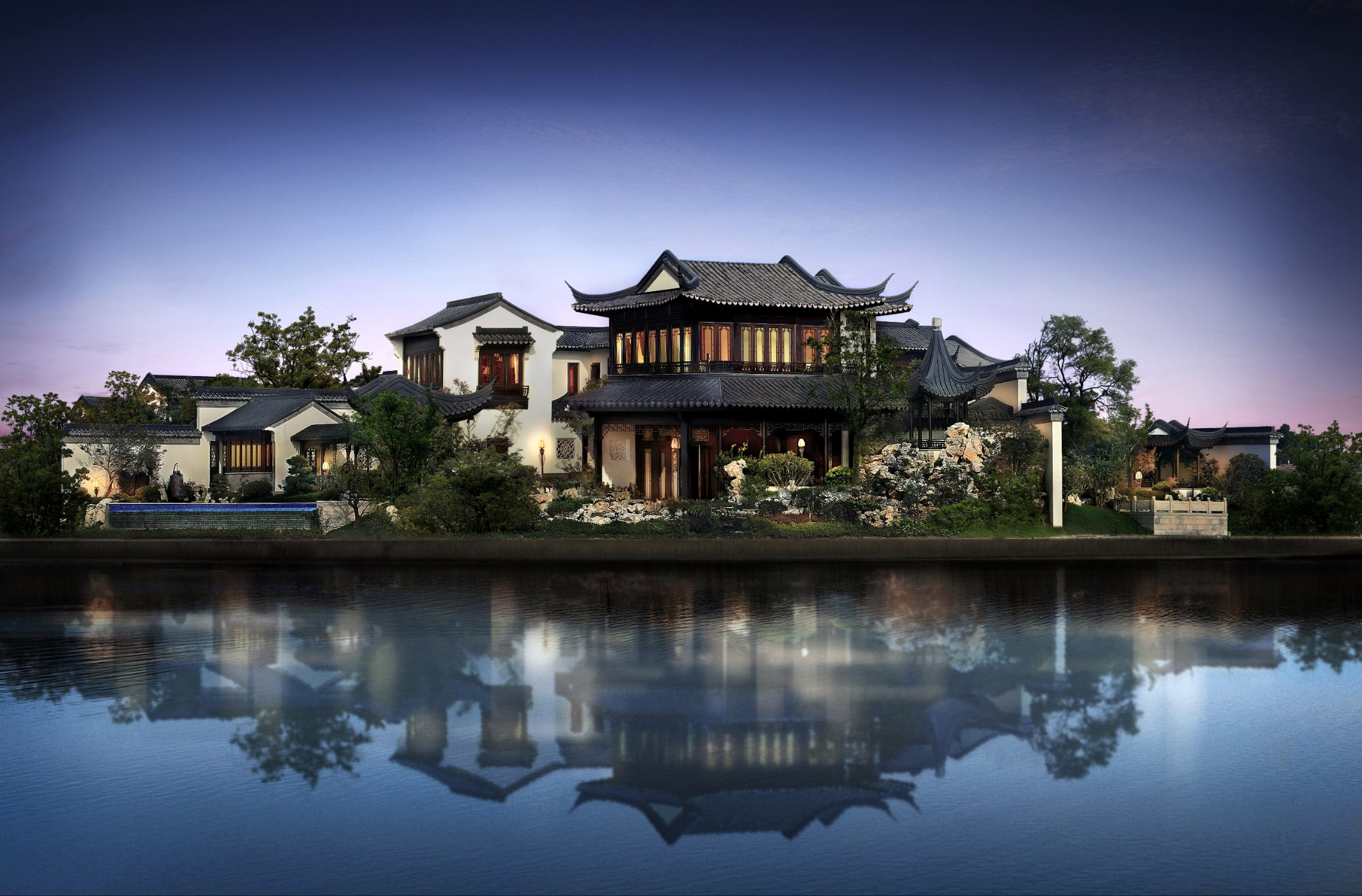 Why Chinas Super Wealthy Shun Western Looking Homes