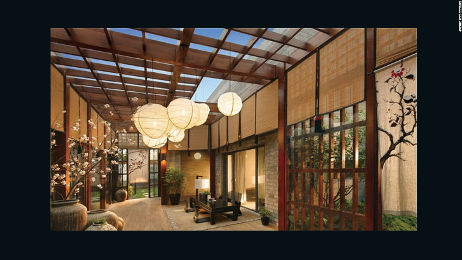 Why Chinas super wealthy shun Westernlooking homes CNN Style