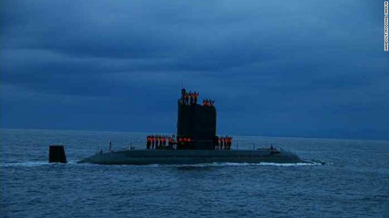US detects 'unusual' sub activity from N Korea
