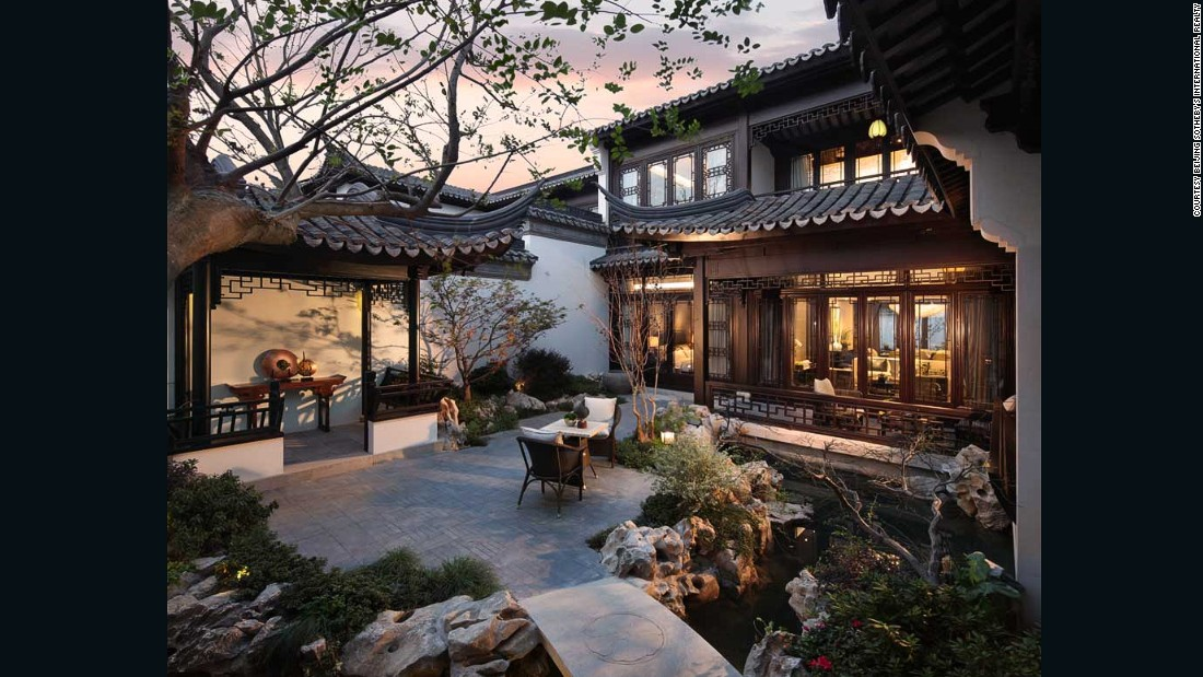 Why Chinas Super Wealthy Shun Westernlooking Homes CNN Style - Take a look around the most expensive home in america