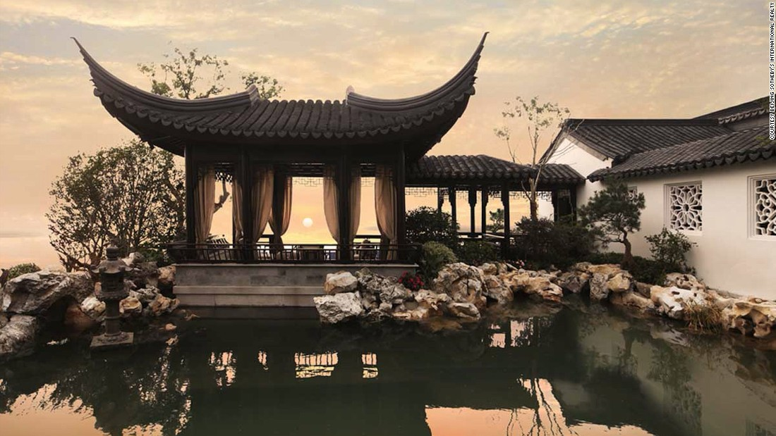 Why China\'s super wealthy shun Western-looking homes - CNN Style