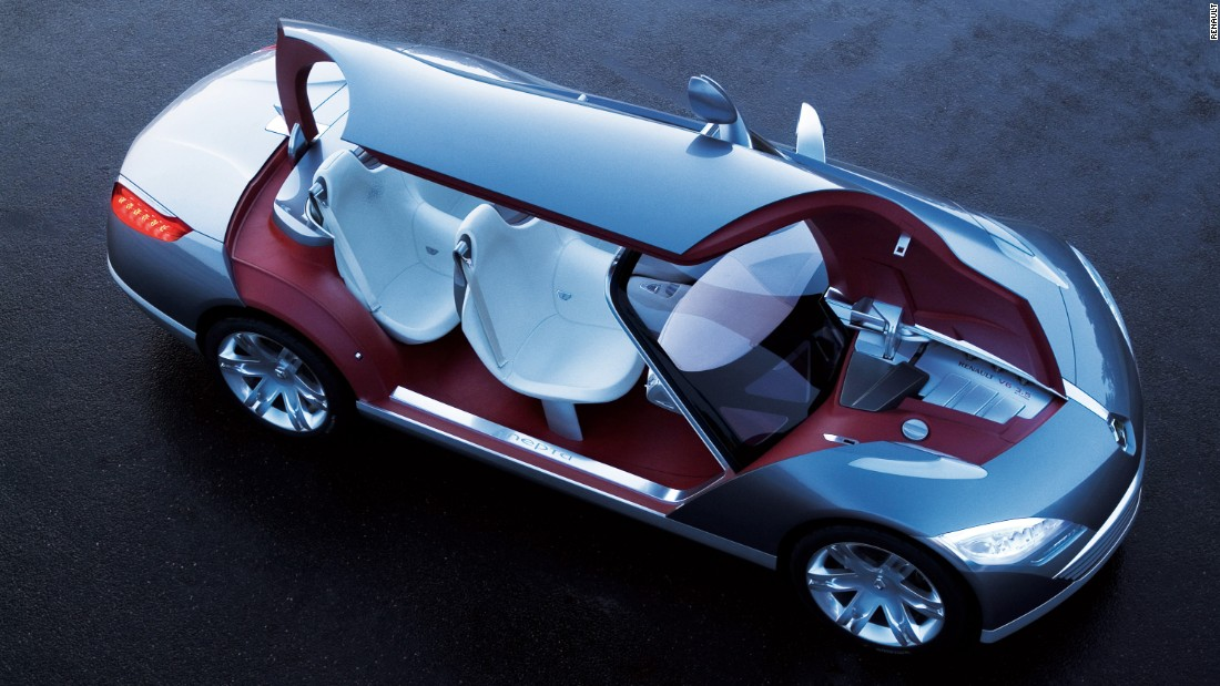 The World S Most Outrageous Concept Cars Cnn Style