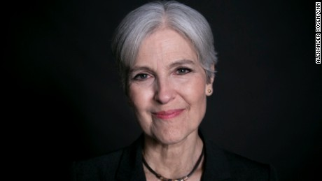 Jill Stein, Green Party nominee