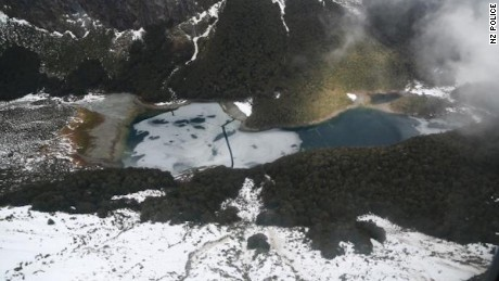 Routeburn Track is popular with hikers but can be treacherous.
