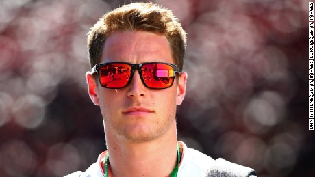 SPA, BELGIUM - AUGUST 25:  Stoffel Vandoorne of Belgium and McLaren Honda walks in the paddock during previews ahead of the Formula One Grand Prix of Belgium at Circuit de Spa-Francorchamps on August 25, 2016 in Spa, Belgium.  (Photo by Dan Istitene/Getty Images)
