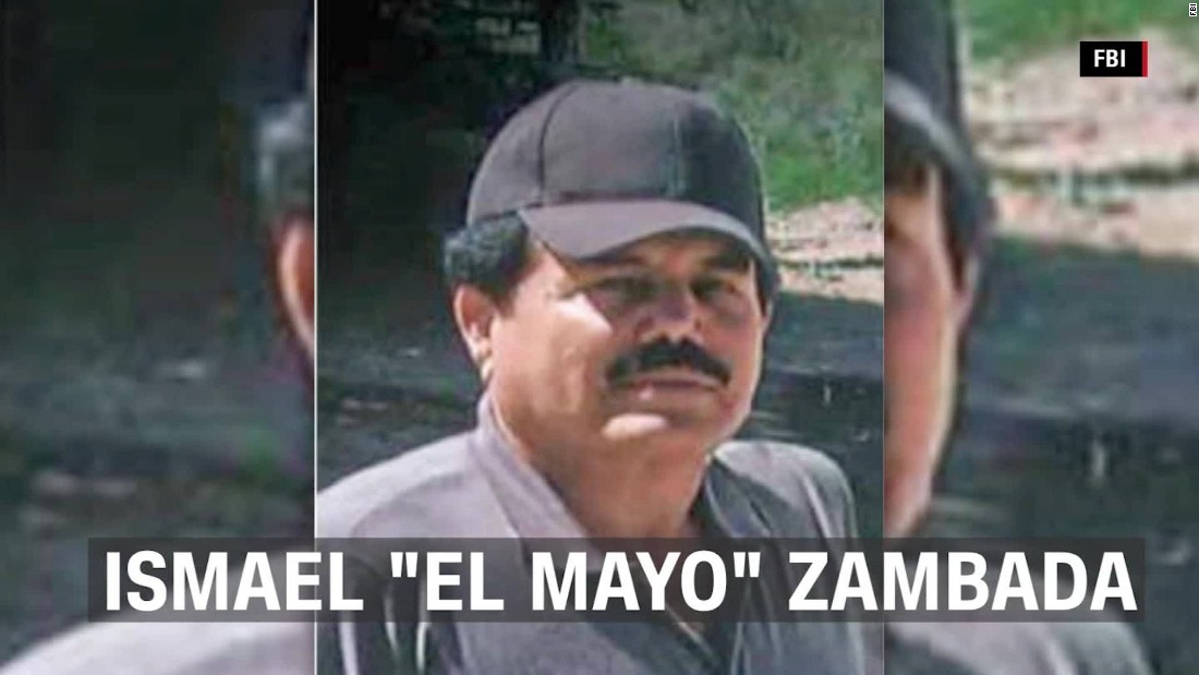 Nephew of Sinaloa cartel leader shot dead