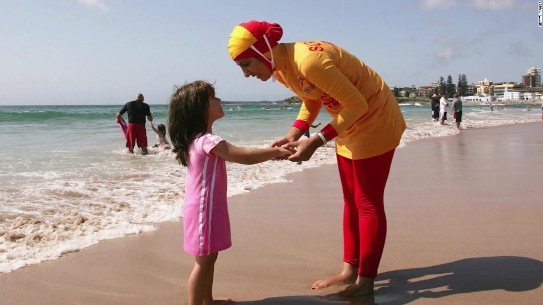 French mayor on burkini ban: They must accept our way of life