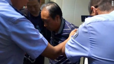 China's 'Jack the Ripper' Gao Chengyong executed for 11 murders
