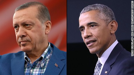 Obama: Turkey is a strong NATO ally