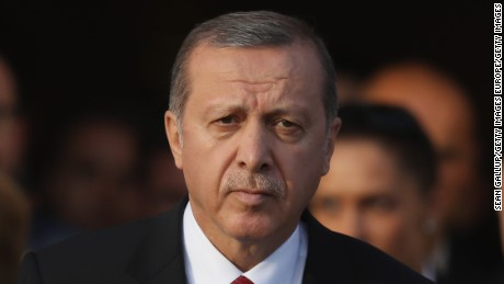 Turkey's Erdogan is creating a new type of presidency