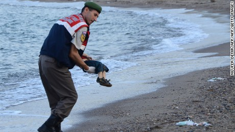Alan Kurdi's journey: The children who survived and perished