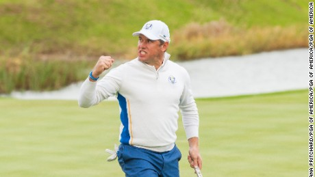 Ryder Cup 2016: Westwood, Kaymer and Pieters get Europe wildcard picks