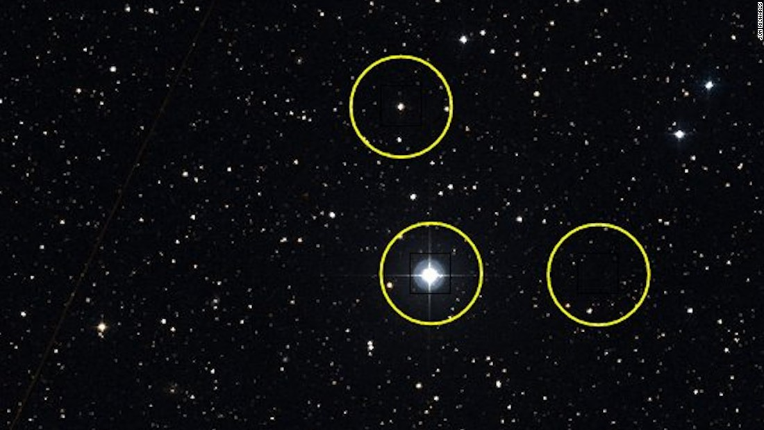 Hear me now? 'Strong signal' from sun-like star sparks alien speculation