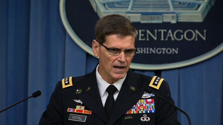US general: ISIS fighters defied al-Baghdadi