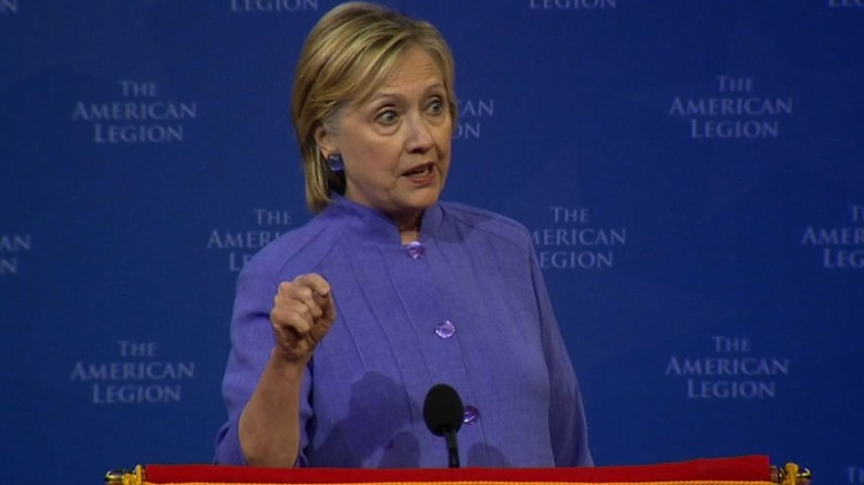 Clinton: One visit doesn't make up year of insults