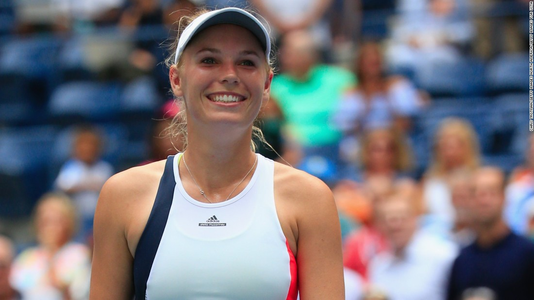 The Dane endured an injury plagued 2016 but has been mostly healthy in 2017. Wozniacki has appeared in seven finals this season.