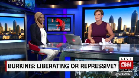 exp Burkinis: liberating or repressive?_00235616