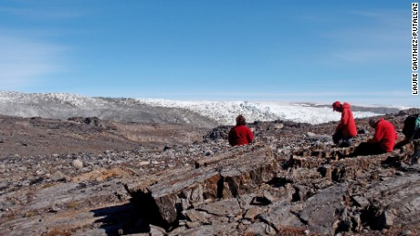 The Isua area of Greenland has yielded fossils that are billions of years old.