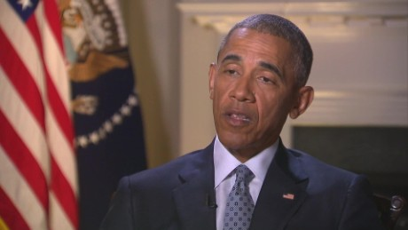 Obama on China's aggression in South China Sea