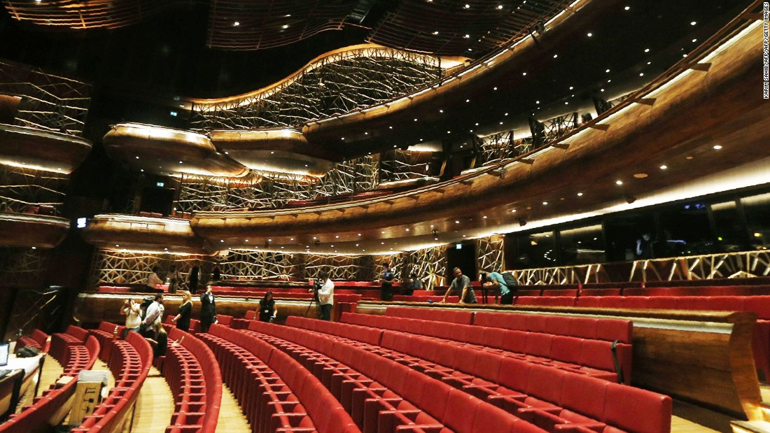 Doors To 330 Million Dubai Opera House Officially Open