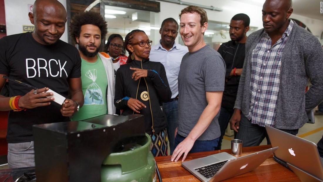 Mark Zuckerberg's visit gives Nigerian startups much-needed boost