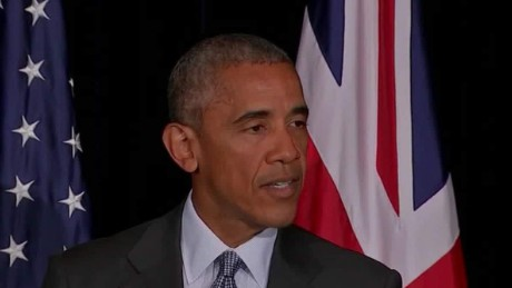 Obama reaffirms 'special relationship' with Britain