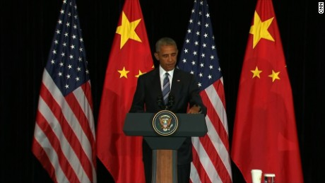 Obama at G20 summit press conference
