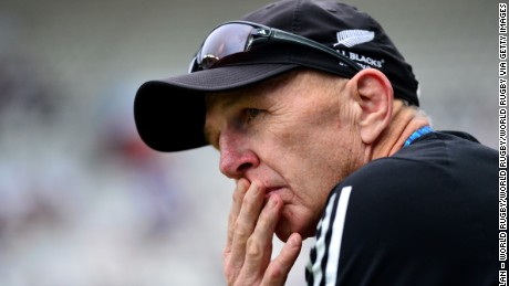 Tietjens is the most successful coach in the history of rugby sevens.