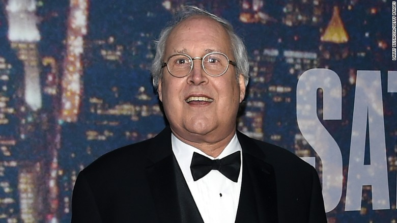 Chevy Chase enters rehab for the second time