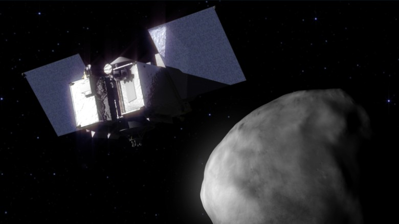 NASA is hoping to catch an asteroid