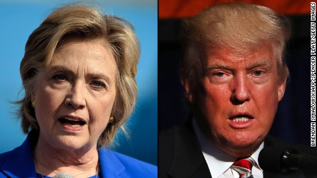 Clinton, Trump wrestle to get last word in on foreign policy