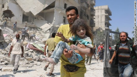 'What is Aleppo?' THIS is Aleppo