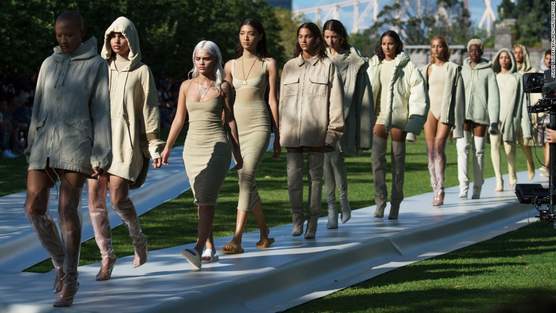 Was Kanye S Fashion Show A Disaster