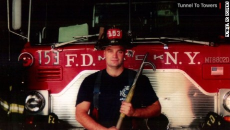 Firefighter makes ultimate sacrifice on 9/11
