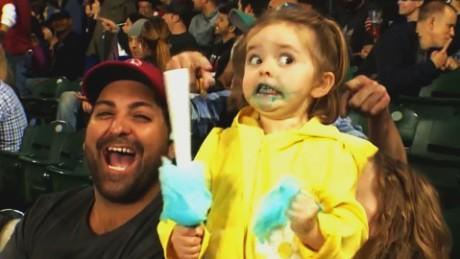 Cotton candy freak out goes viral pkg_00000000