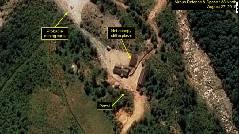 North Korea says its tested a nuclear warhead CNN